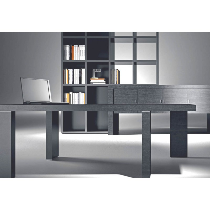 bureau titano ambiance noire 1. Black Bedroom Furniture Sets. Home Design Ideas