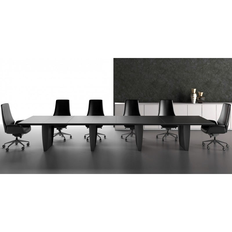table de conf rence arche. Black Bedroom Furniture Sets. Home Design Ideas