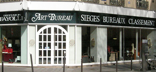 Art Bureau Paris - Boulevard Saint-Germain
