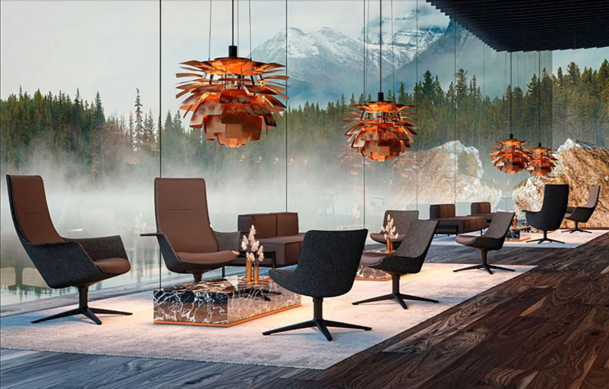 Tendances et déco Lounge Klober - Artbureau