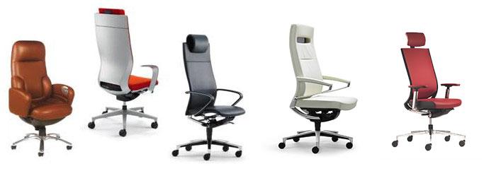fauteuils direction - Art Bureau