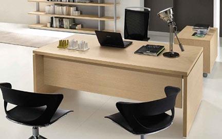 bureau classique bois Odeon - Art Bureau