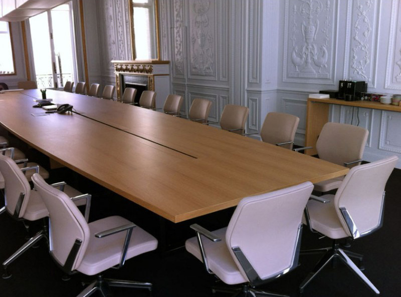 Table de Conférence LAC